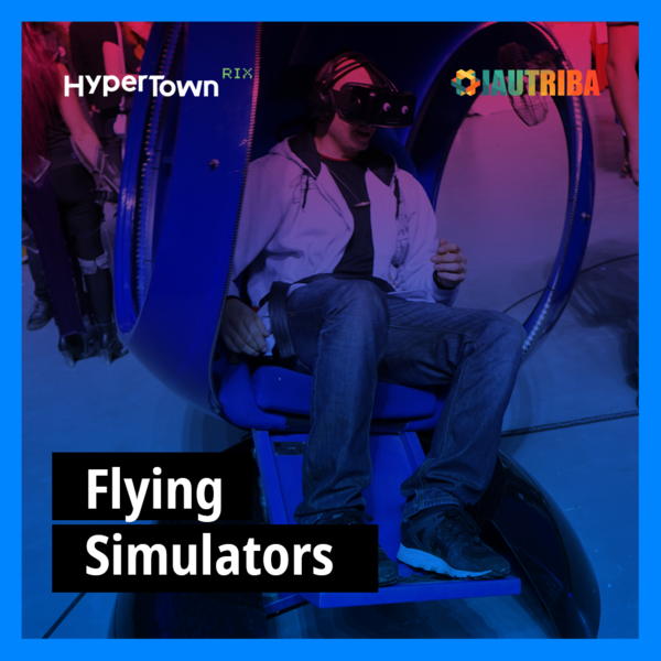 Flying Simulator