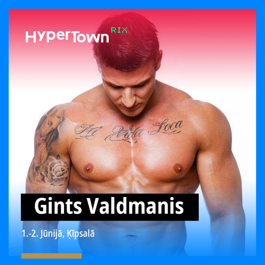 Gints Valdmanis and more
