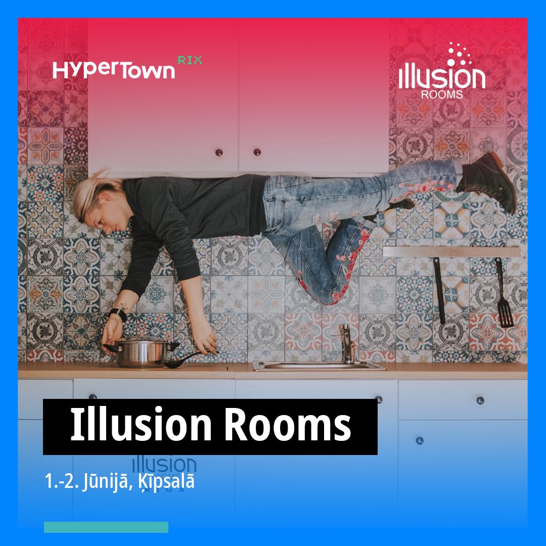 Illusion Rooms