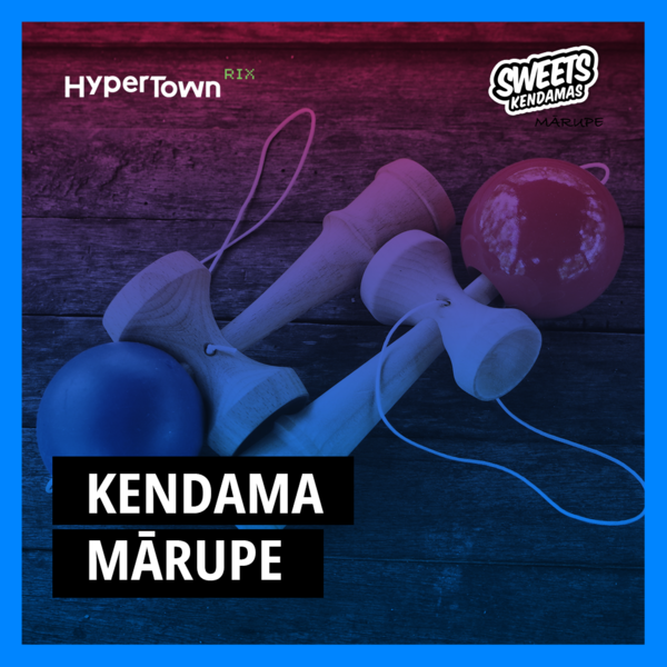 Kendama is joining HyperTown too!