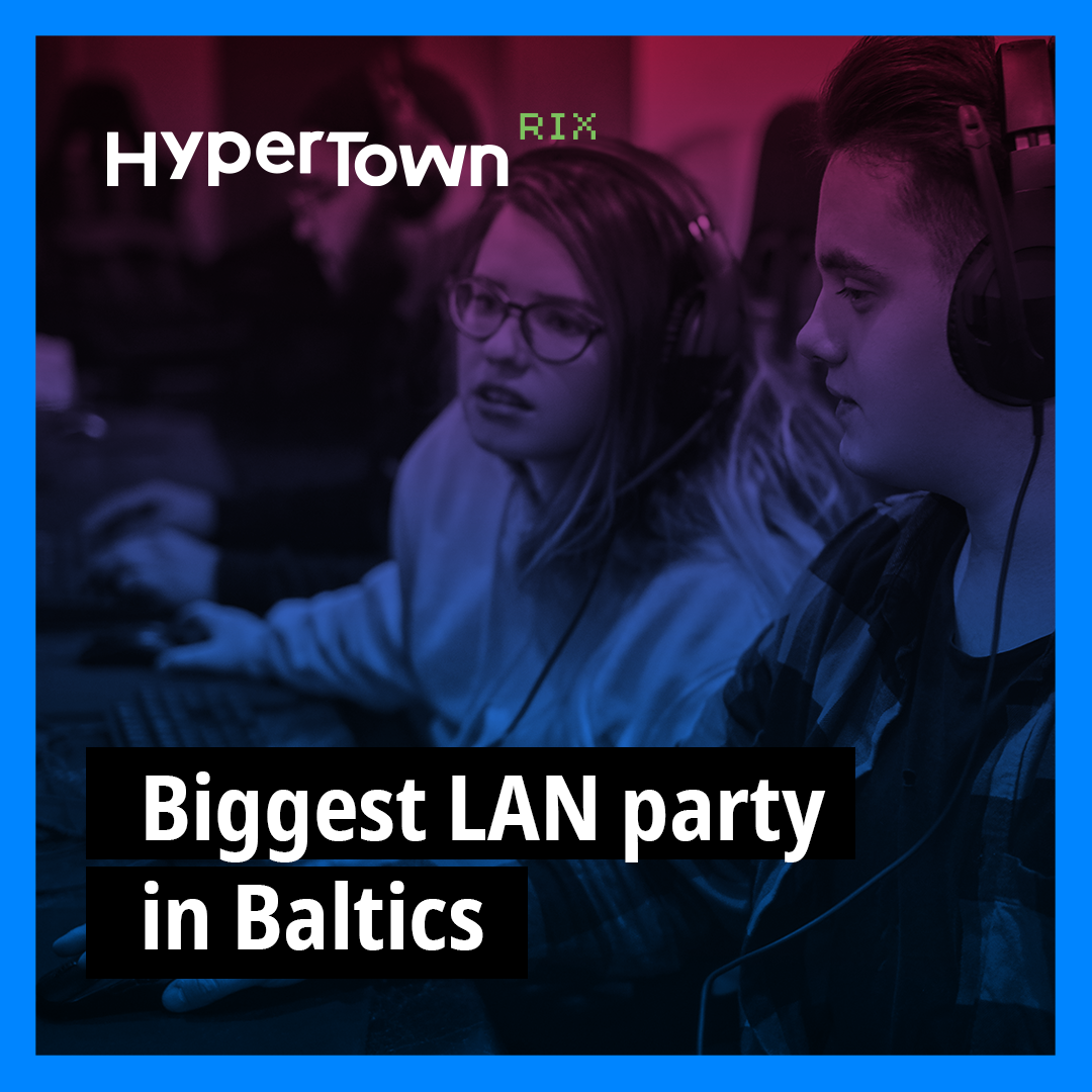 Registration for LAN tournaments is open!
